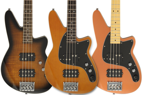 Reverend Guitars Introduces Mercalli 4 Bass