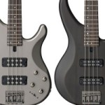 Yamaha Now Shipping TRBX Basses