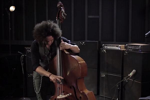 Carlitos Del Puerto: Upright Bass Solo