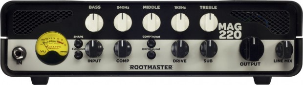 Ashdown Engineering Rootmaster 220 Head Cropped