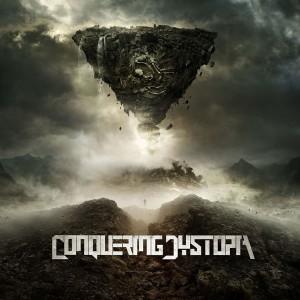 Conquering Dystopia album cover