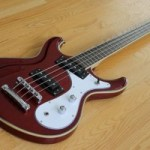 Eastwood Guitars Introduces Sidejack Bass