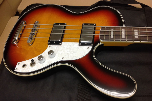 Bass of the Week: Musicvox Spaceranger