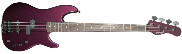 Regenerate Guitars Bill Clements Signature 4-string Bass