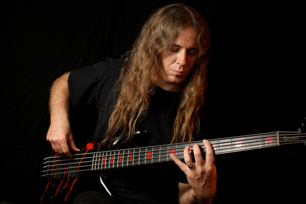 Extreme Metal Bassist: An Interview with Alex Webster
