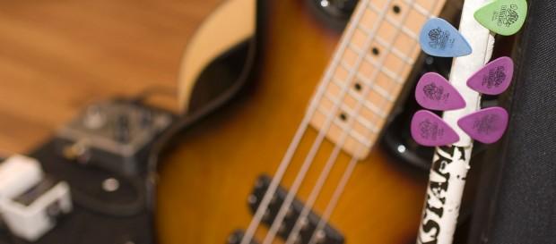 Bass and picks