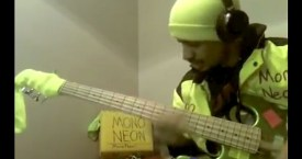 "MonoNeon: KNOWER's ""Lady Gaga"" Medley"