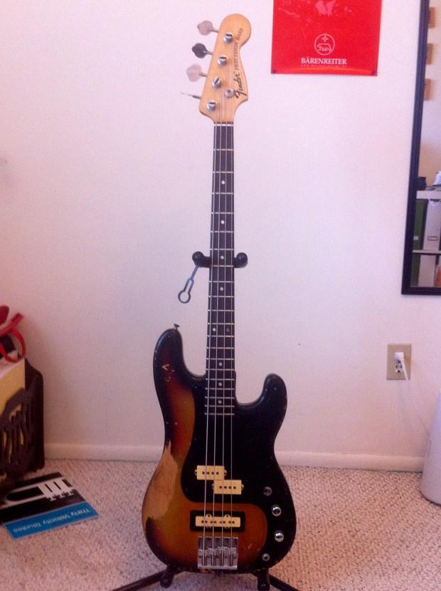 1962 Fender Precision Bass