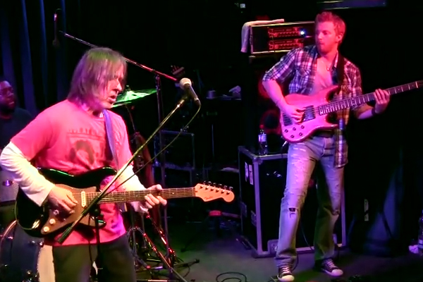 Dean Brown Band with Hadrien Feraud: Uncle Ray