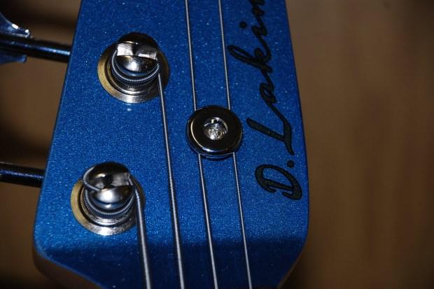 D. Lakin Bass String Retainer