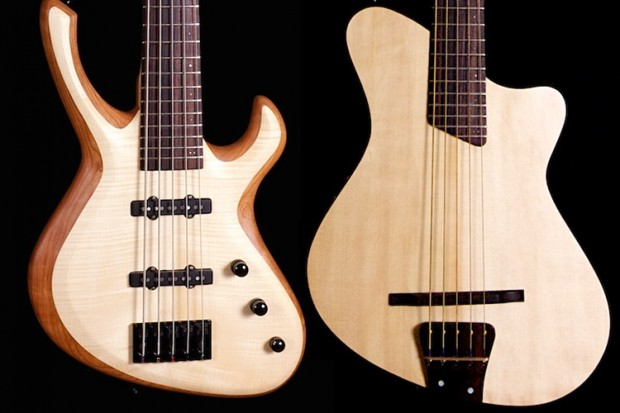 Rikkers Custom Bass Bodies