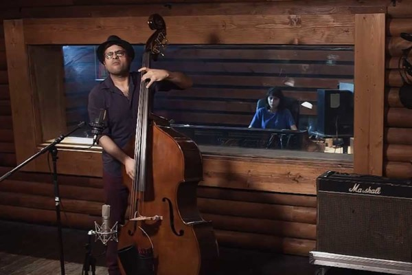 Adam Ben Ezra: Balagusto for Solo Double Bass