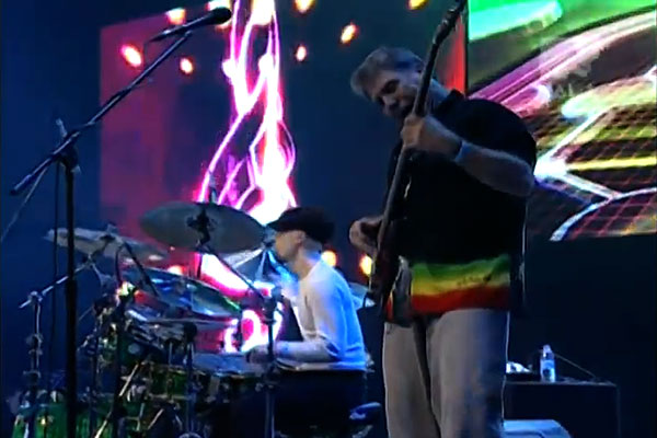 "Gino Vannelli: ""Wild Horses"" Live"