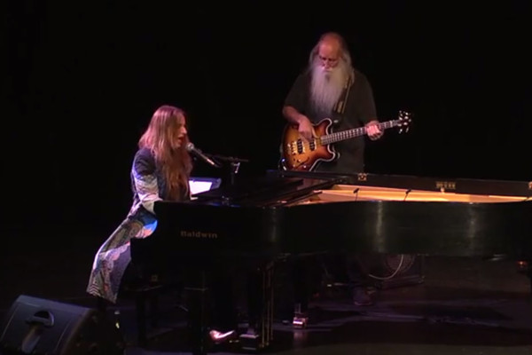 Judith Owen and Leland Sklar Announce Free Tour