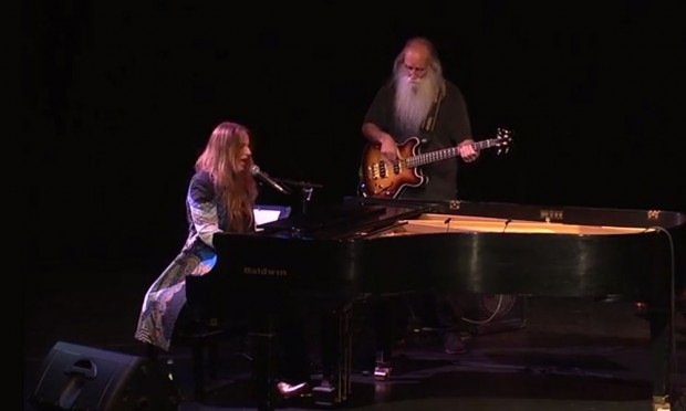 Judith Owen and Leland Sklar