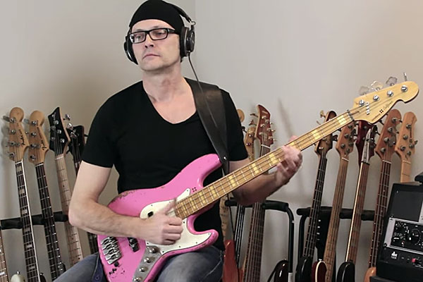 Learning to Transpose: A Lesson for Playing Bass Lines in Every Key