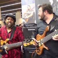 Victor Wooten & Federico Malaman: Isn't She Lovely