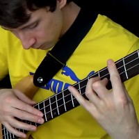 """Zander Zon: """"Lord of the Rings"""" Medley for Solo Bass"""