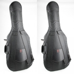 Kaces Revamps University and Symphony Series Upright Bass Gig Bags