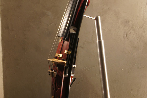 Lingsma Introduces Electric Upright Bass