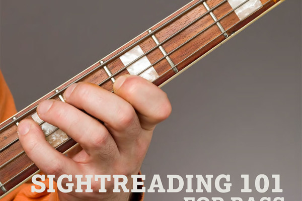 Mark Michell Releases Sightreading Instructional Book for Bass