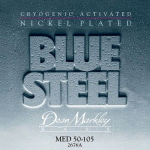 Dean Markley Blue Steel Nickel-Plated Bass Strings