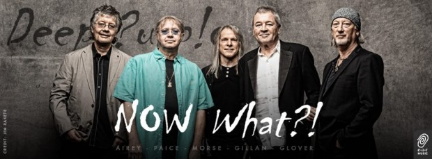 Deep Purple 2014