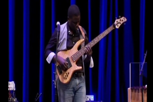 "Cheikh Ndoye Group: ""Alchemy"", Live at the Kennedy Center"