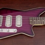 Bass of the Week: Lowe Custom Guitars Chromasonic
