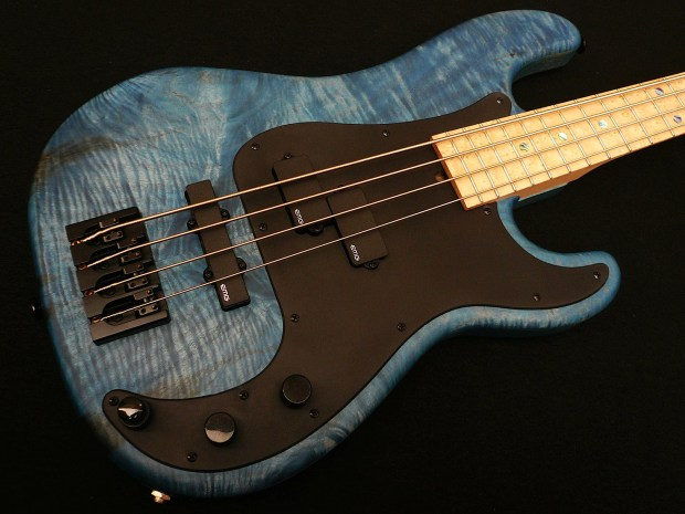 Soame Custom Guitars PJ435 Bass Body