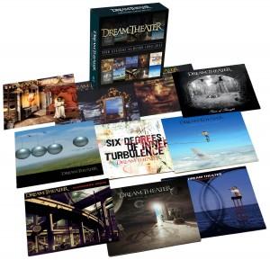 Dream Theater: The Studio Albums, 1992-2011