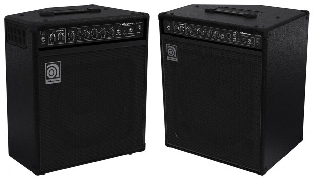 Ampeg's Revamped BA-112 and BA-115 Bass Combos