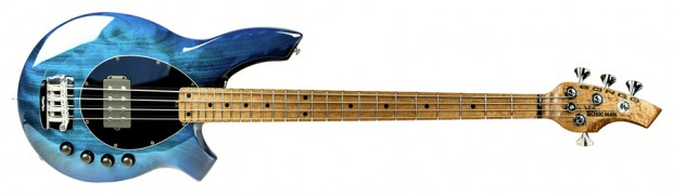Ernie Ball Music Man Neptune Blue Bass
