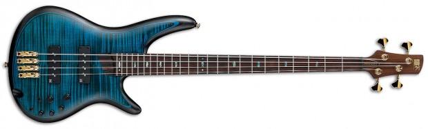 Ibanez SR Premium 1400E Bass with Deep Ocean Flat finish