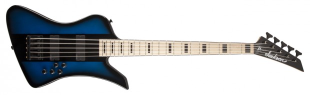 David Ellefson Signature Kelly Bird V Bass