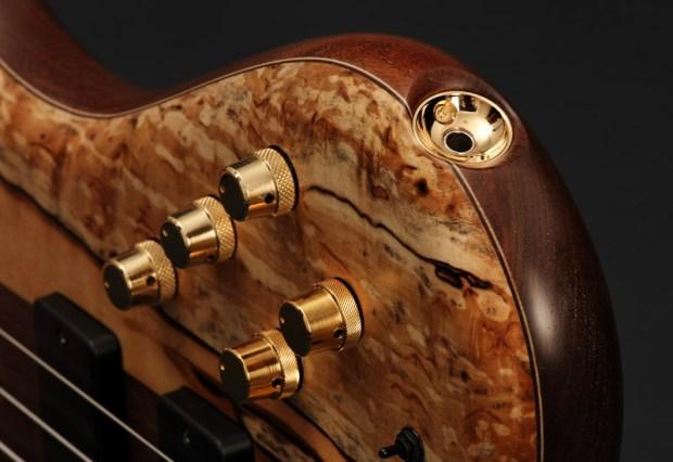 Marleaux Consat Signature Bass - Recessed Jack