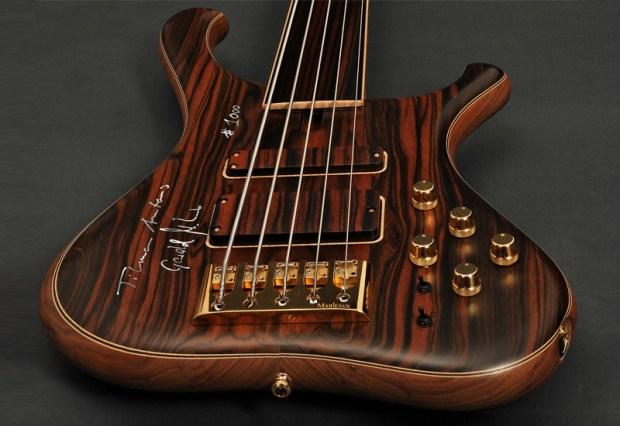 Marleaux Consat Signature Bass - Signed