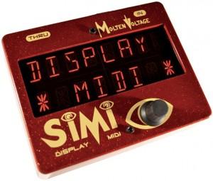 Molten Voltage SIMI Pedalboard Display