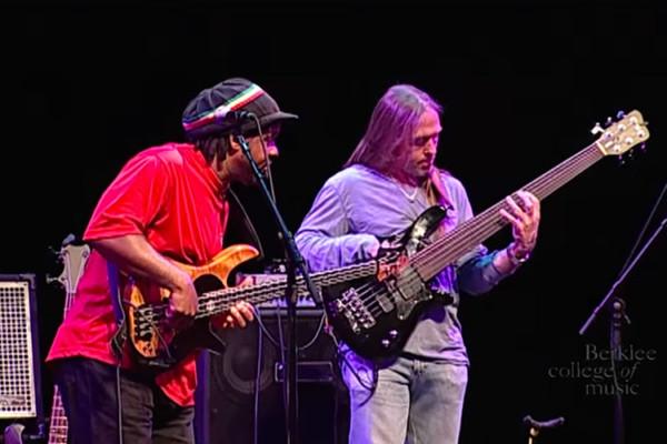 Bass Bash Jam: Victor Wooten, Steve Bailey, J.D. Blair and Derico Watson