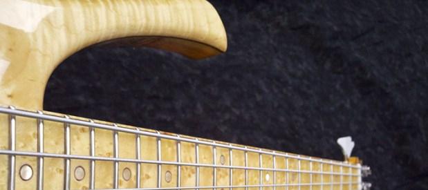 Scott Guitar Works SB-2 Bass - front perspective