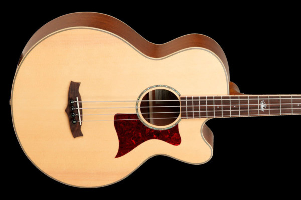 Tanglewood Introduces Updated TW155-A Acoustic Bass Guitar