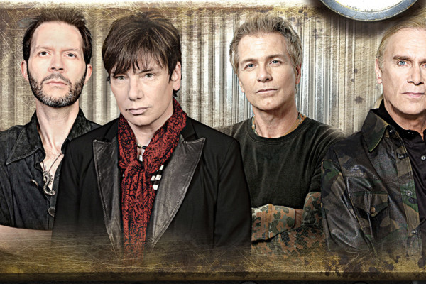 Mr. Big Says New Album Set for a September Release
