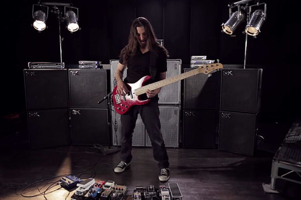 "Bryan Beller: The Aristocrats ""Living the Dream"" Bass Playthrough"