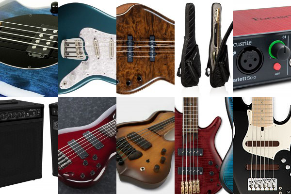 Bass Gear Roundup: The Top Gear Stories in August 2014