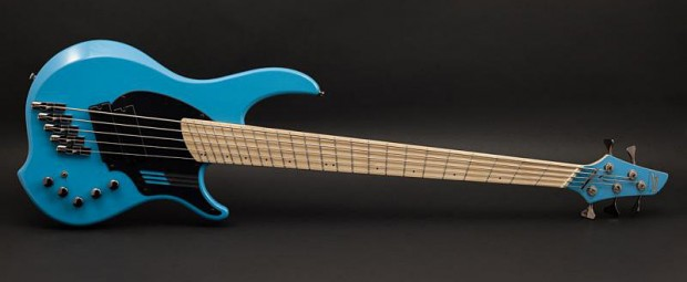 "Dingwall Adam ""Nolly"" Getgood NG-2 Bass - Laguna Seca Blue"