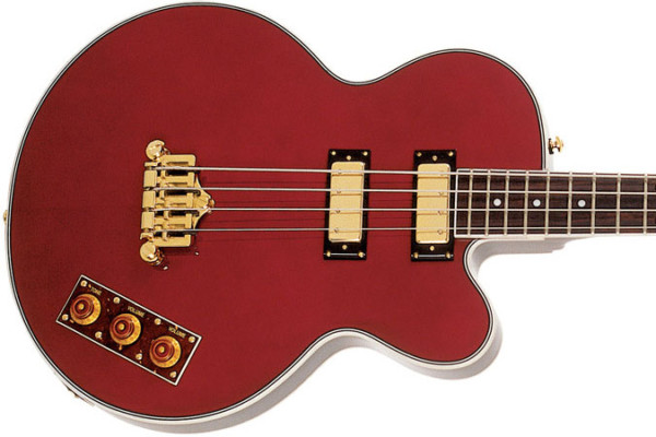 Bass of the Week: Epiphone Allen Woody Rumblekat