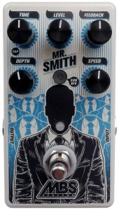 MBS Effects Mr. Smith Delay Pedal