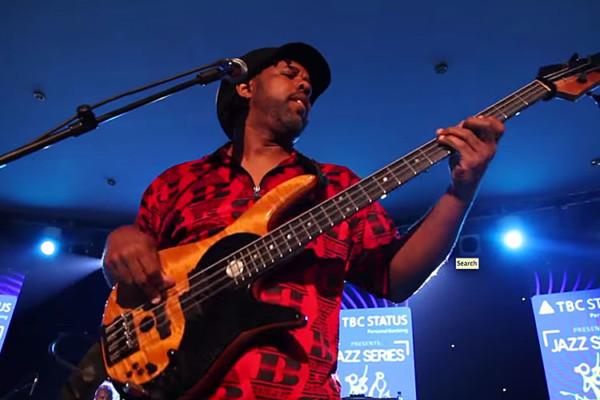 Victor Wooten Band: 2014 Jazz Series – Live