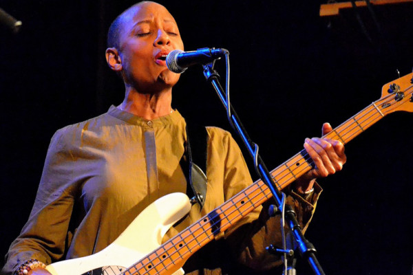Bass Players to Know: Gail Ann Dorsey