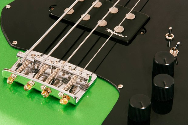 Assi Guitars Sciatt Bass Bridge